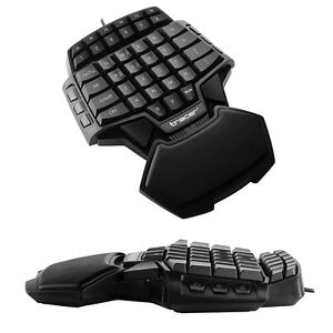 KEYBOARD GAMING KEYPAD MULTIMEDIA KEYBOARD FOR FPS GAMING - <span itemprop='availableAtOrFrom'>Radzyn Podlaski, Polska</span> - Zwroty są przyjmowane - Radzyn Podlaski, Polska
