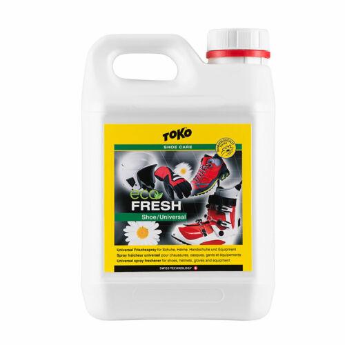 TOKO intensives Frischespray Pflegemittel Eco Shoe Fresh 5582664 2500 ml