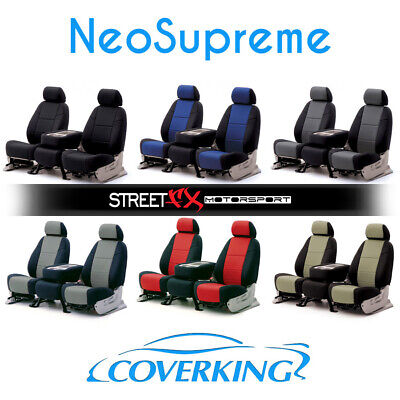 CoverKing NeoSupreme Custom Seat Covers for Toyota Tundra