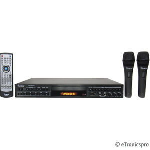 5.1CH iVIEW UPCONVERSION DVD VCD CD CD+G MP3 MPEG AVI Xvid PLAYER USB w/ KARAOKE