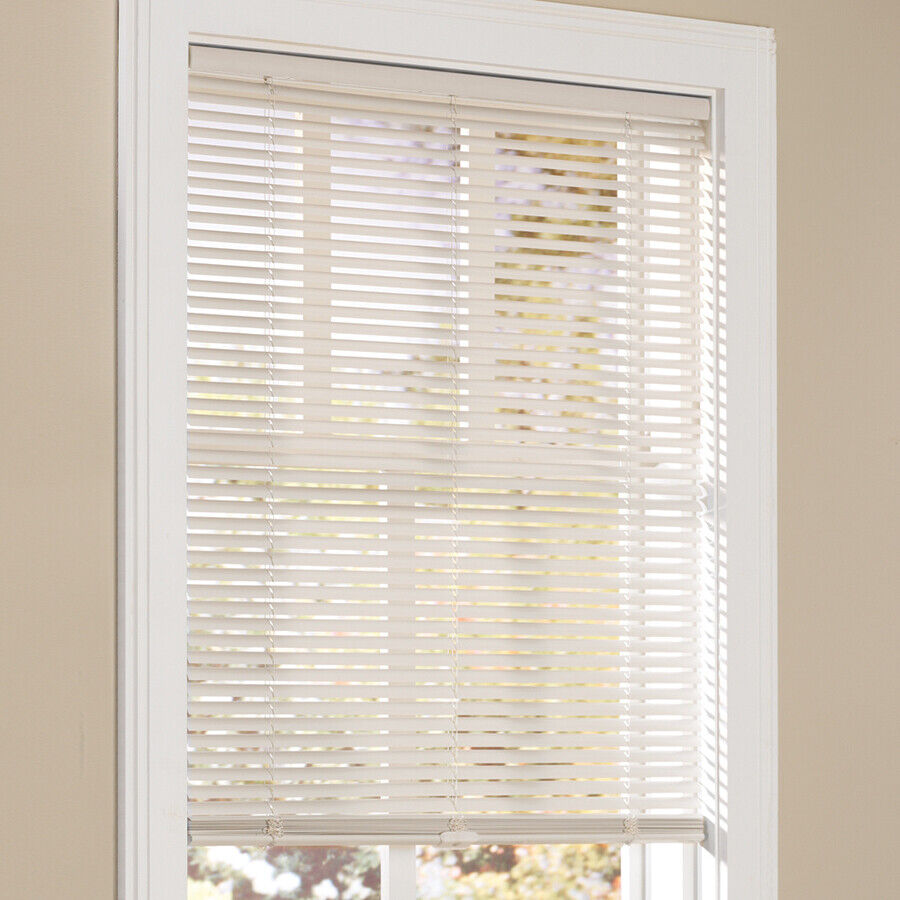 NEW Achim Home Furnishings GII Cordless Mini Blind - Alabast