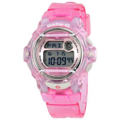 CSBG169R-4 Casio Baby G Resin Digital Ladies Watch Choose color