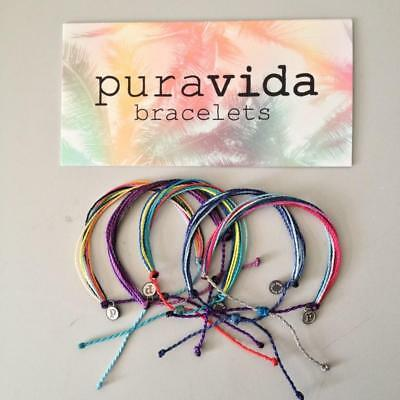 BRAND NEW Pura Vida Originals Bracelets 3 pack ASSORTED handmade