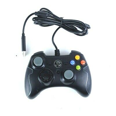 EasySMX Wired Gaming Controller - PC Game Controller Joystick w/Dual-Vibration
