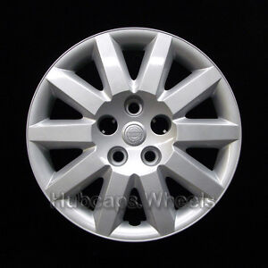 Chrysler Sebring 2007-2010 Hubcap - Genuine Factory Original 8025 Wheel Cover