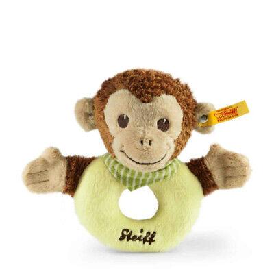 Monkey Teddy Bear (Steiff Original Jocko Affchen Monkey Grip Teddy Bear Toy *NEW* 5'' x)