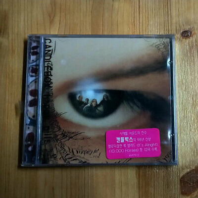 Candlebox - Happy Pills (1998, CD), Rare Original Korean Version, New/Sealed