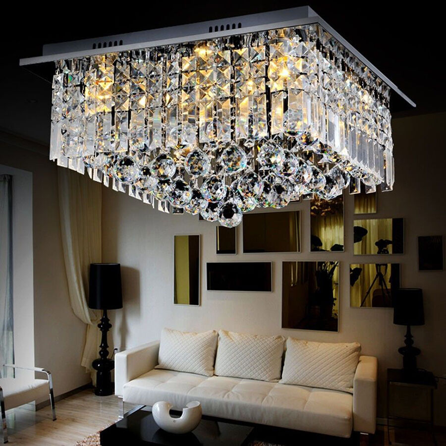 How To Choose The Right Crystal Chandelier For The Home Ebay