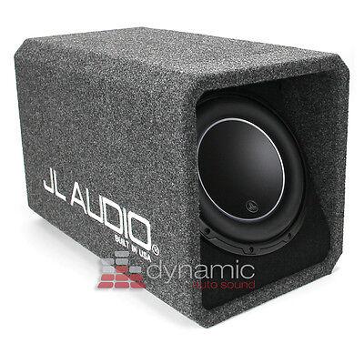 JL AUDIO HO110-W6v3 Ported H.O. Wedge™ HO Enclosure Box w/ (1) 10W6v3 Sub New (Jl Audio 10 W6)