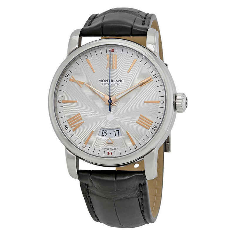 MontBlanc-4810-Automatic-Silvery-White-Dial-Men-Watch-114841