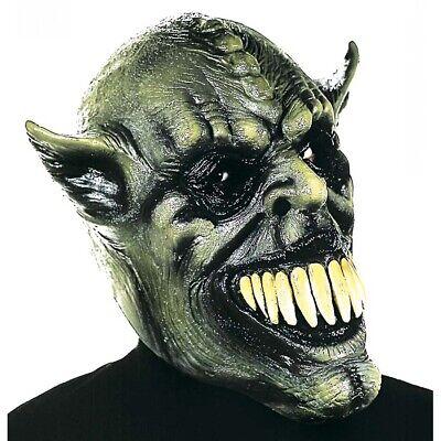 Halloween Teufelsmaske Gnom Zwerg Troll Kostüm Party 8293/4 (Halloween-maske 4)
