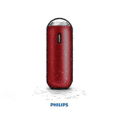 Altavoz Portátil Bluetooth Philips BT6000R/10 Rojo