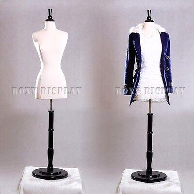 Female Size 2-4 Mannequin Manequin Manikin Dress Form F24wbs-r02b