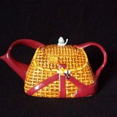 American Atelier Rainbow River Purse Teapot
