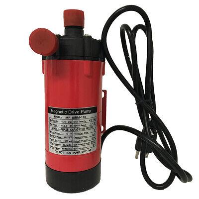 High Pressure Magnetic Drive Liquid Pump - Homebrew - 5 Gallon Per Minute Flow