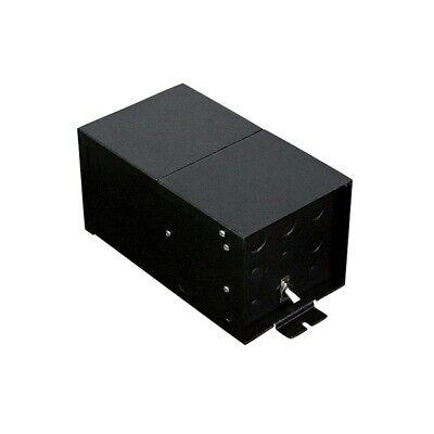Black 12v 300w Remote - LBL Lighting Monorail Remote Magnetic Transformer 300w - TRANS-RMTE-300M