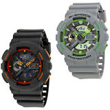 Casio G-Shock Analog & Digital Mens Watch Black / Grey
