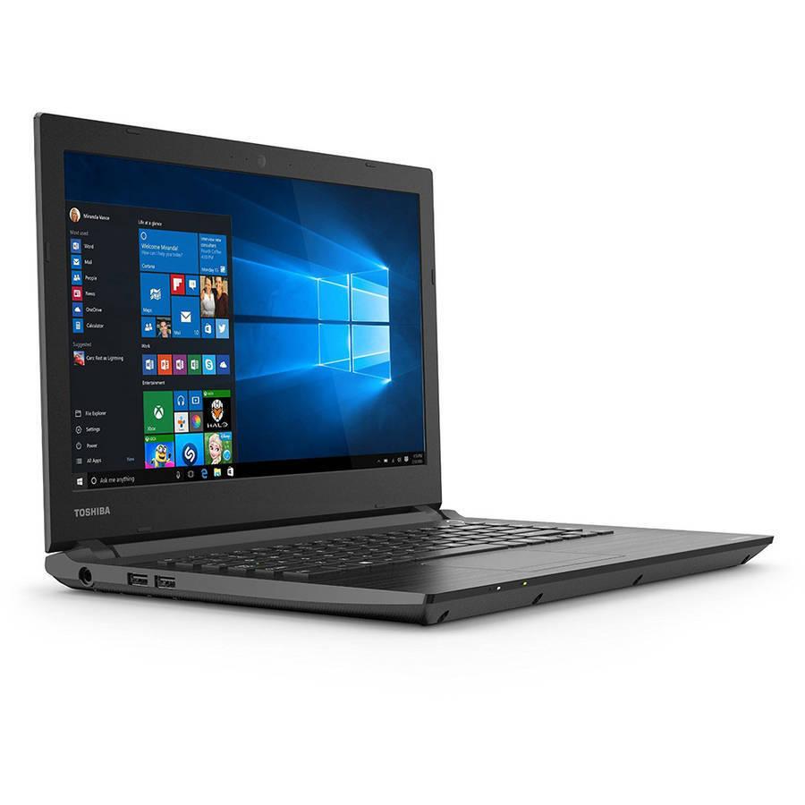 "Toshiba Satellite CL45-C437 14"" Laptop, Windows 10, 2GB RAM, 32GB PSCRGU002001B"