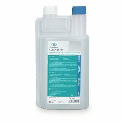 1 Liter Cleanisept Dosierflasche Flächendesinfektion alkoholfrei Desinfektion