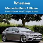MrWheelson | Financial lease de Mercedes A Klasse v.a. € 250