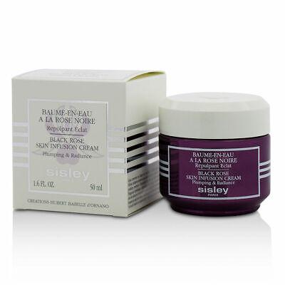SISLEY Black Rose Skin Infusion Cream Plumping & Radiance 1.6 oz./ 50ml SEALED
