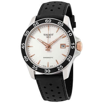Used, Tissot V8 Automatic Silver Dial Men's Watch T1064072603100 for sale  Shipping to Canada