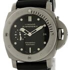 Panerai Luminor Adult Wristwatches