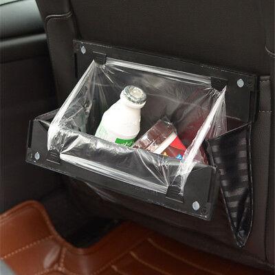 Foldable Car Litter Bag Vehicle Back Seat Garbage Trash Storage Can Rubbish (Metro Trash Can)