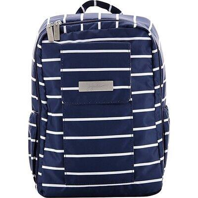 NIP Ju Ju Be Jujube JJB Coastal Mini Be Minibe Backpack Diaper Bag Nantucket