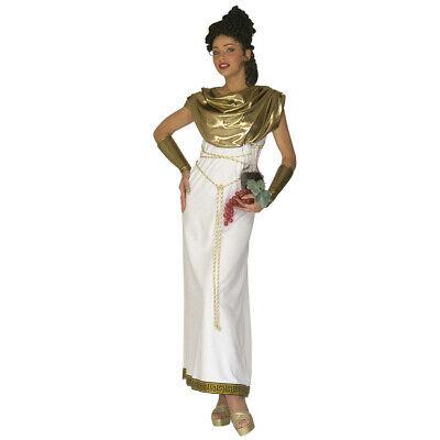 LUXE DAMEN GRIECHIN KOSTÜM # Karneval Griechenland Göttin Götter Aphrodite Kleid