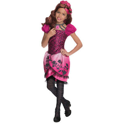 Rubies Ever After High Briar Beauty Kinder Mädchen Kostüm Fasching Karneval