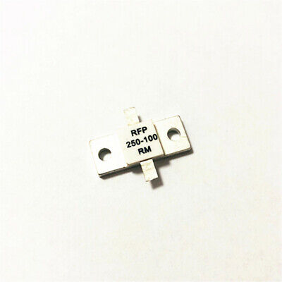 Rfp250-100 Rf Termination Microwave Resistor Dummy Load Rfp 250 Watts 100 Ohm