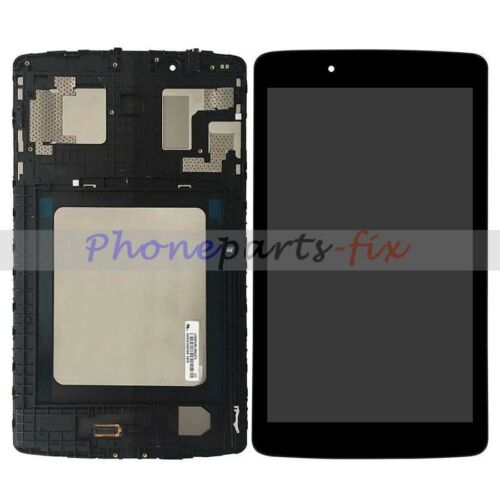 "FOR 8"" LG G Pad F 8.0 V495 V496 Touch Digitizer + lcd display Assembly +Frame"