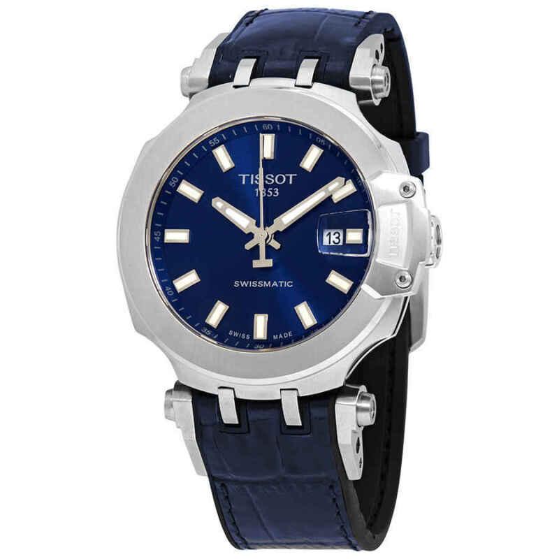 Tissot T-Race Swissmatic Automatic Blue Dial Men Watch T115.407.17.041.00
