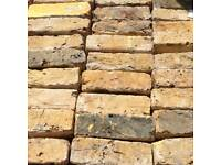 London yellow stock and multistock bricks
