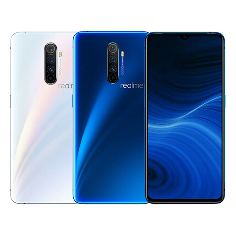 Used realme X2 Pro 8GB 128GB NFC Handy Smartphone 4000mAh EU Version QuickCharge