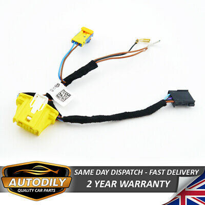 VW 3C8971584F MFSW Harness Cable Transporter T5 T6 2010> Loom Wire Golf Alhambra