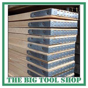 Wooden scaffold boards ebay for 2 4 metre decking boards