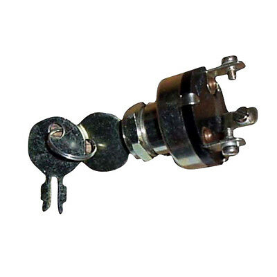 180681m93 Key Ignition Switch Massey Ferguson Mf To20 To30 To35 35 50 Tractor