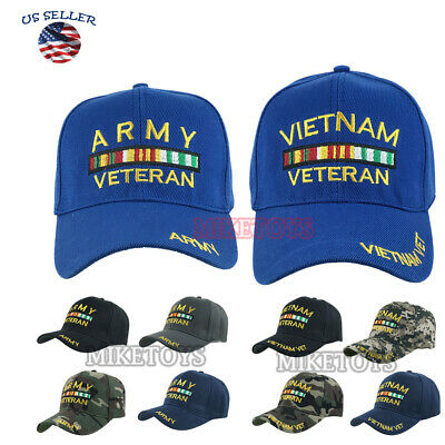 Veteran hat baseball cap Hat army Vietnam military Brand NEW ( HOT PRICE)