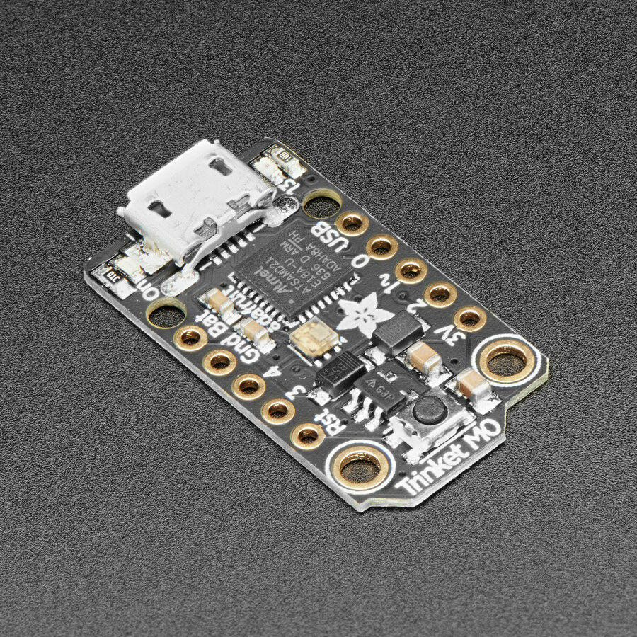 adafruit Trinket M0 33V 48MHz entwickelt fr CircuitPython Arduino IDE3500