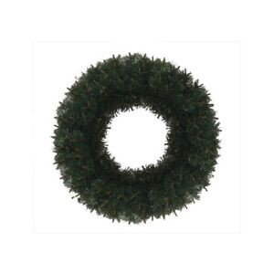 Holiday Living 24-in Monroe Pine Artificial Christmas Wreath