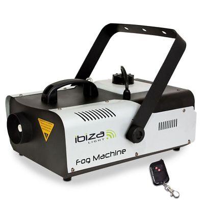 Ibiza LSM 900W Nebelmaschine
