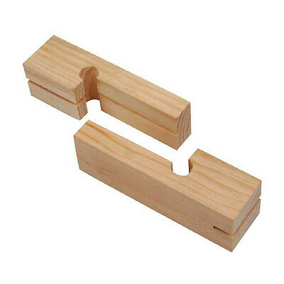 Kobalt Wood Line Block Pair Used With Masons String For Stacking Brick