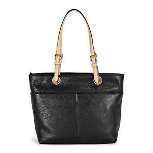 e406160848 Michael Kors Bedford Leather Tote Bag
