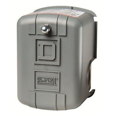 Square D Well Water Pump Pressure Switch Pumptrol 20-40 Psi 14 Npt Fsg2j20cp