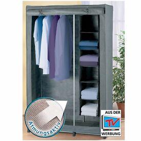Folding wardrobe LINEN CLOSET FABRIC wardrobe