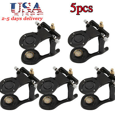 5pcs Durable Small Dental Magnetic Articulator Dental Lab Equipment Reliable