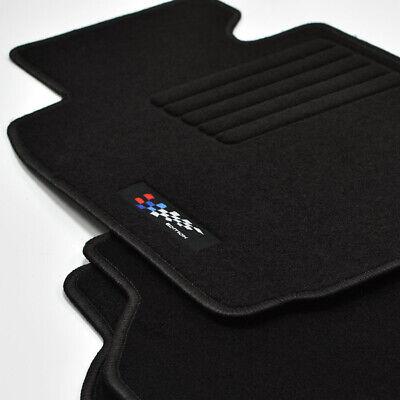4x Fußmatten BMW 5er E39 Bj.1995-2004 Original Qualität Velours Autoteppiche