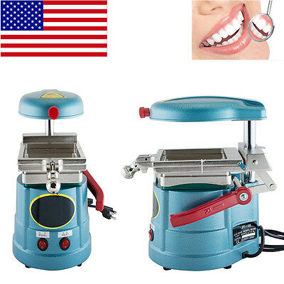 Fda Adjustable Vacuum Forming Molding Machine Dental Lab Equipment 1000w 110v